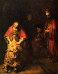 The Fatted Calf and the Missing Goat: The Prodigal Son (2)